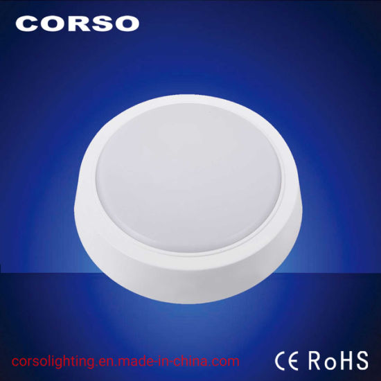 China Ip44 Round Type Led Ceiling Light Ivory Or Water Drop Cover