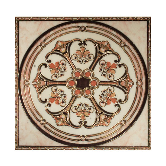 Durable Glass Finished Polished Crystal Porcelain Carpet Pattern Ceramic Floor Tiles in India