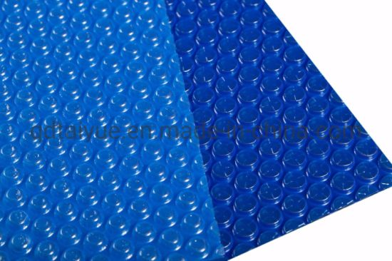 Durable High Quality Hard Plastic Swimming Pool Solar Cover for Above Ground Cover