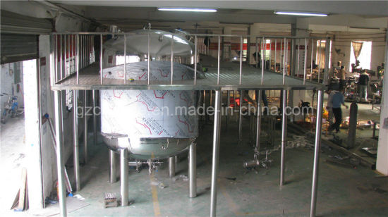 High Grade stainless Steel Storage Tank for Various Liquid and Paste pictures & photos