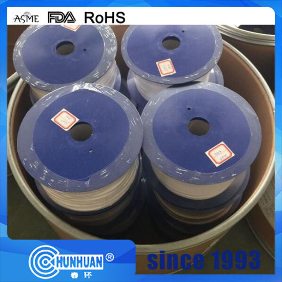 100% PTFE Expanded Tape pictures & photos