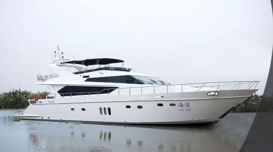 Sport Fishing Luxury Yacht Luxury Motor and Sports Heysea 88 Yacht for Sea Fishing