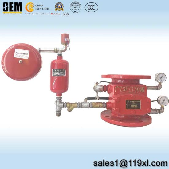 Alarm Check Valve Zsfz80-Zsfz200 for Fire Fighting System pictures & photos