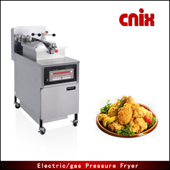 Cnix Pfg-800 Kitchen Equipment Gas Pressure Fryer