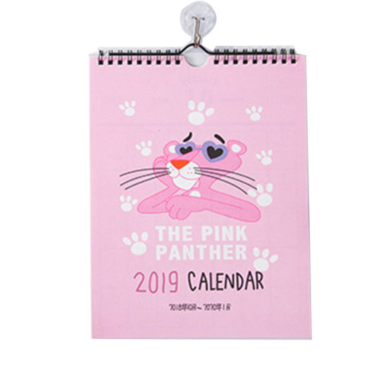 New Monthly Desk Table Wall Calendar for New Year Gift