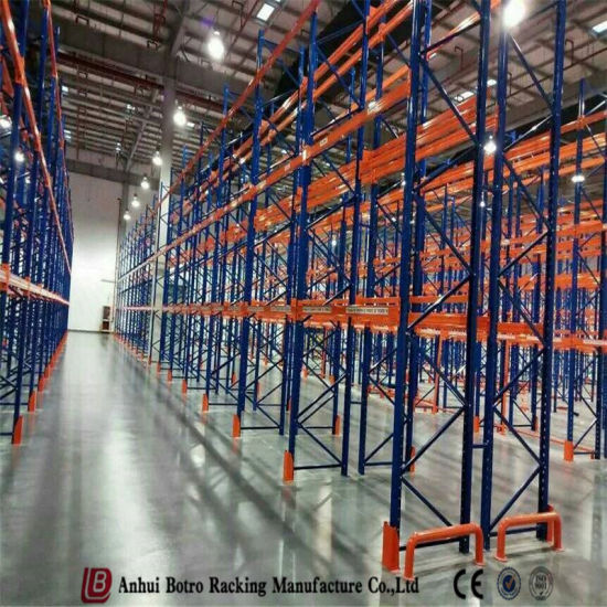China High Quality Warehouse Steel Shelf Racking