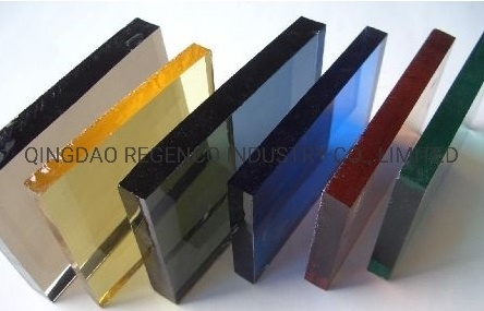 Clear/Color Float Glass 3mm -19mm for Building/Construction/Window/Door with Good Price