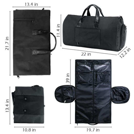 a3dbe152a527 China Duffle Bag Garment Bag Carry on Weekend Bag Flight Bag for ...