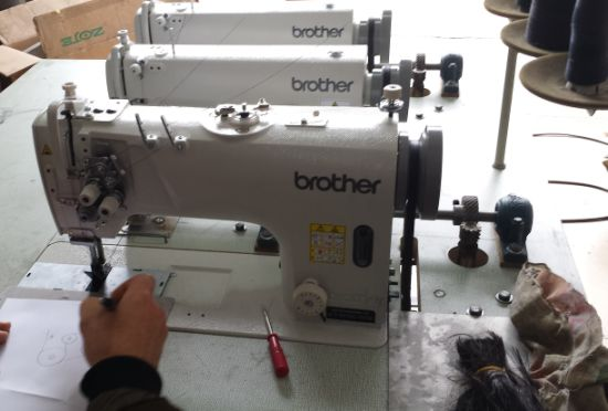 China Factory Directly Sales Hair Weft Sewing Machine China Hair Interesting Hair Sewing Machine