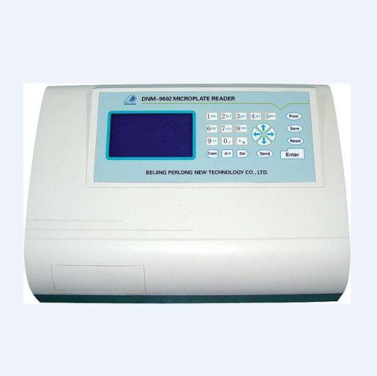 Medical Equipment Microplate Reader Elisa Machine