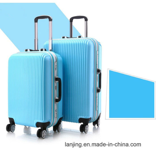Bw1-010 Full Container Carry-on ABS+PC/Nylon/Polyester Fiber Luggage Sets pictures & photos