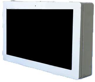 Outdoor TV with Tempered Glass for Protection pictures & photos