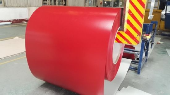Hot DIP Aluzinc Pre-Painted Steel Coil and Plate From China pictures & photos