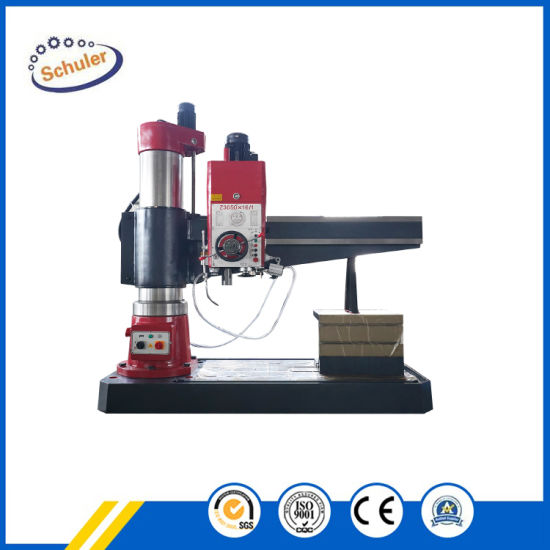 China Radial Arm Drilling Machine for Sale Z3050 Hydraulic Drilling Machine