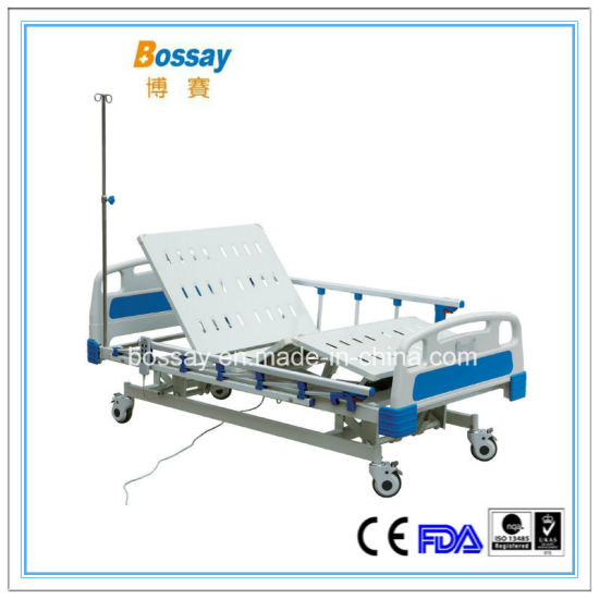 Hot Sale Good Quality 3 Functions Electric Hospital Bed