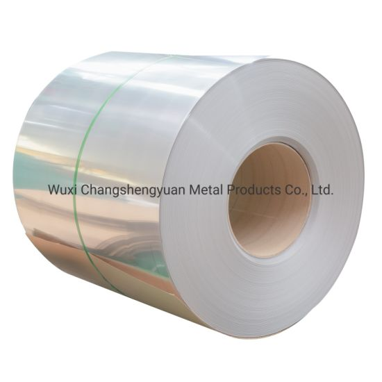 Factory SS304 316 316L 310S 201 Hot Rolled Stainless Steel Coil