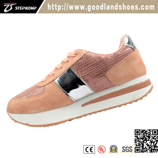 Newest Lady Shoes Lace up Shoes, Best Chioce for Casual (EXI-9153)