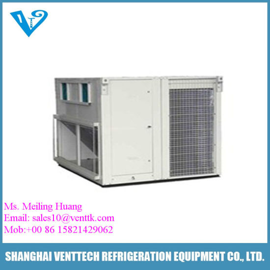 Air Rooftop Air Conditioning Unit for Packaged Unit R407c pictures & photos