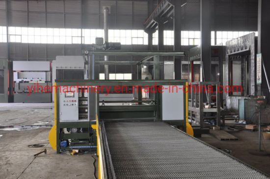 The Woodworking Machinery Veneer Paving Machine Line for Pywood Wood Based Panel Making