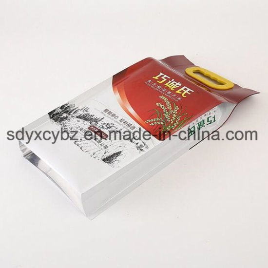 4-Side Sealing Bag/Side Gusset Bag for Pet Food/Rice/Tea pictures & photos