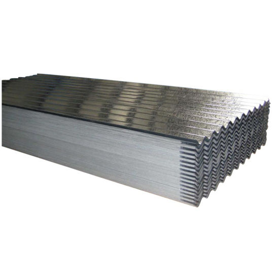 Bwg28 3000mm Iron Galvanized Metal Steel Roofing Sheet Price in Ghana