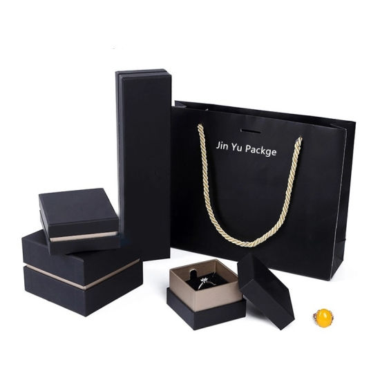 Elegant Custom Fashion Paper Gift Jewelry Packaging Display Boxes Factory pictures & photos