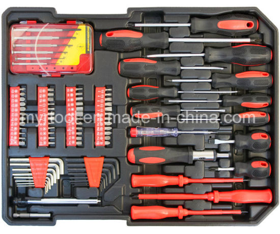 599PCS Best Selling Cheapest Trolley Tool Set (FY599A) pictures & photos