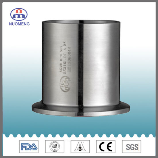 Sanitary Stainless Steel ASME Bpe Liner for Pipe Fitting