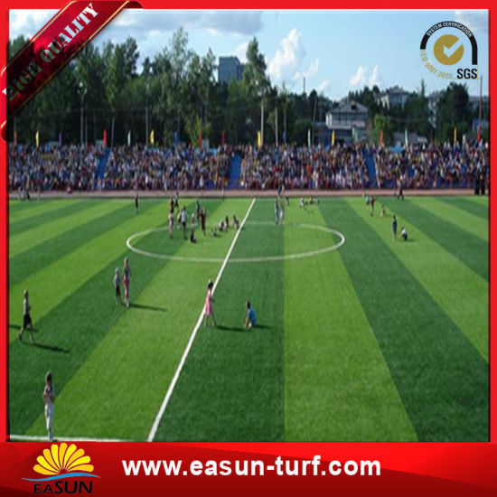 Playground Mini Football Soccer Field Artificial Grass pictures & photos