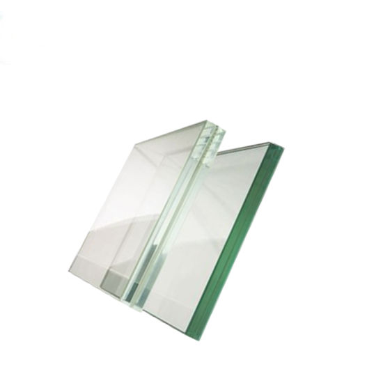 Customized Building Laminated Glass with PVB Film