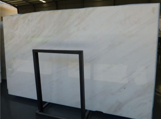 London White Marble Slabs for Tiles/Countertop/Vanity Top/Wall Tiles pictures & photos