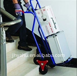 China Heavy Duty Stair Climbing Hand Truck Tool Cart with