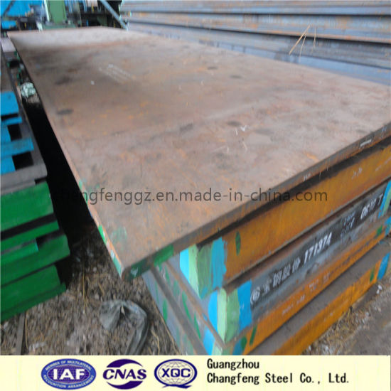 Hot Rolled Mould Steel Plastic Mould Steel Products (P21/Nak80) pictures & photos