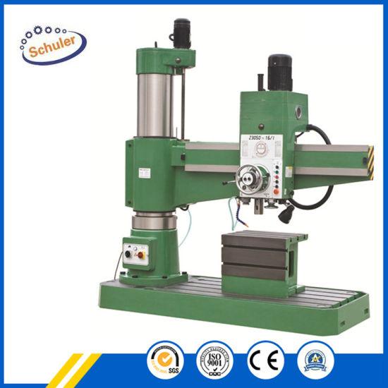 China Radial Arm Drill Z3050X16 Radial Arm Drilling Machine