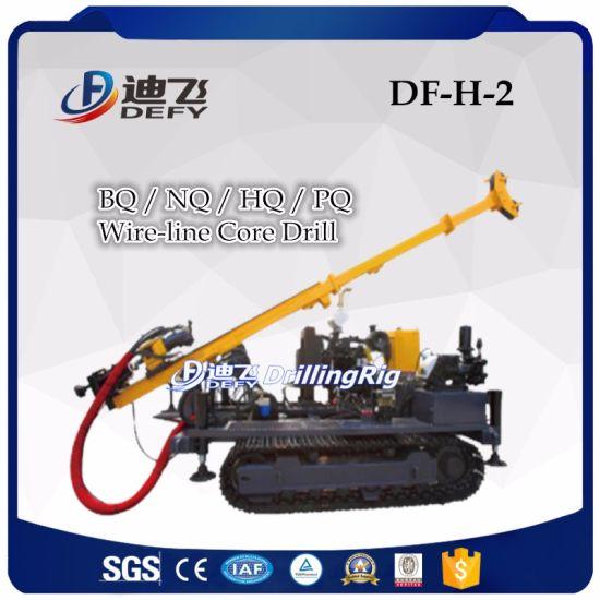 Diamond Core Drilling Rig Machine for Sale