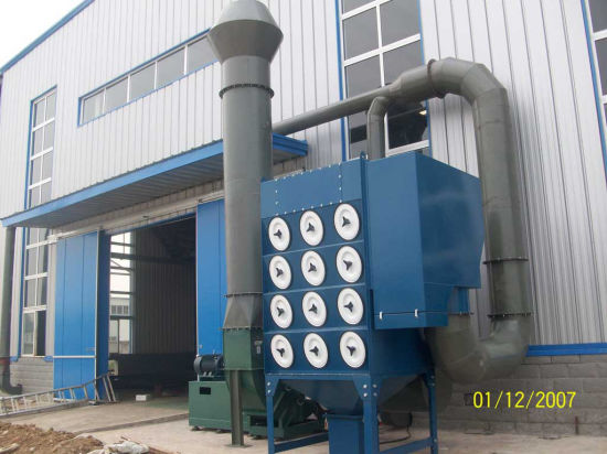 Metal Recycling Plant Air Pollution Control Equipment Dust Collector