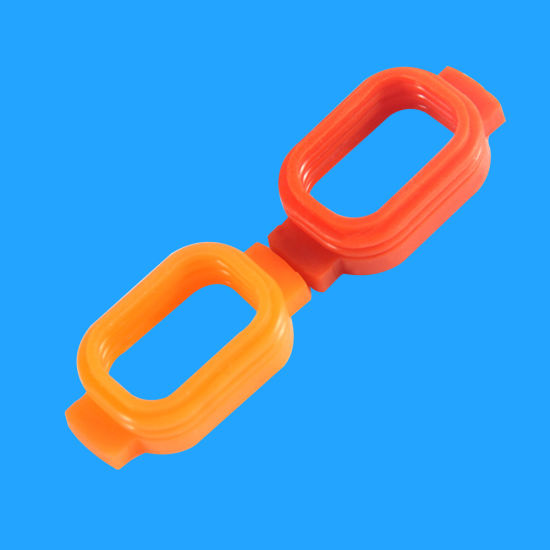 Molding Colorful Rubber Silicone Parts