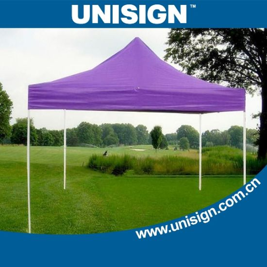 Unisign Hot Selling Folding Tent with Different Size for Choice (UFT-1, UFT-2, UFT-3) pictures & photos
