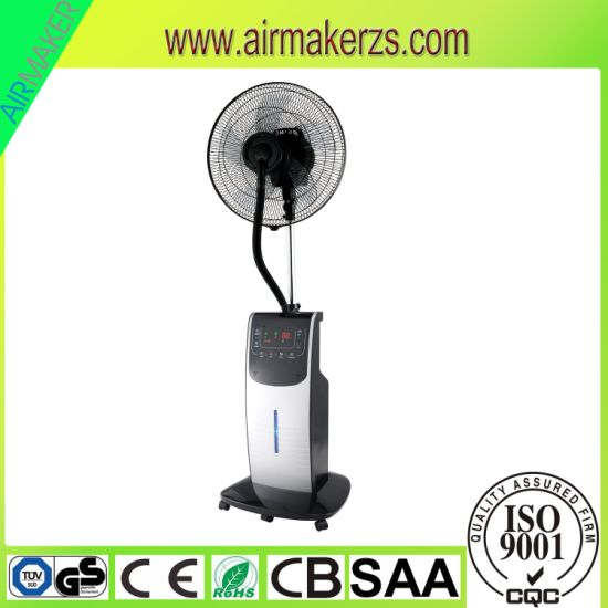 3.1L Big Tank Mist Fan AC Stand Fan Hot Sale to Euro/Asia/South America pictures & photos