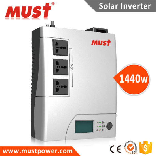 Must Brand Modified Sine Wave 1440 Watt Solar Inverter