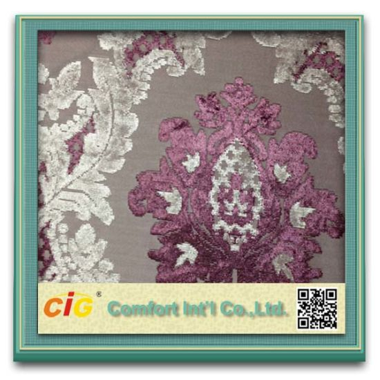 Model of Living Room Curtain, Wholesale Curtain, Jacquard Curtain Fabric