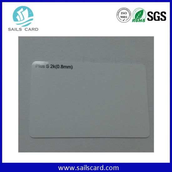 ISO 18000 6c Gen2 UHF RFID Parking Cards pictures & photos