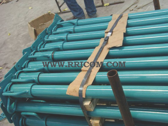 Powder Coated/Painting Green Heavy Dutye Scaffold Shoring Props for Construction pictures & photos