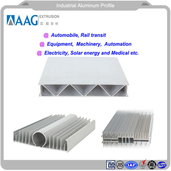 China Aluminum Profile-Aluminum Extrusion for Aluminium