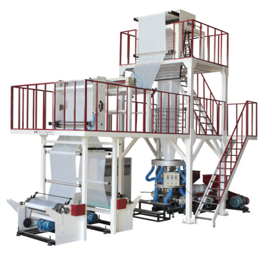 ABA Vertical Traction Rotary Blowing Film Machine