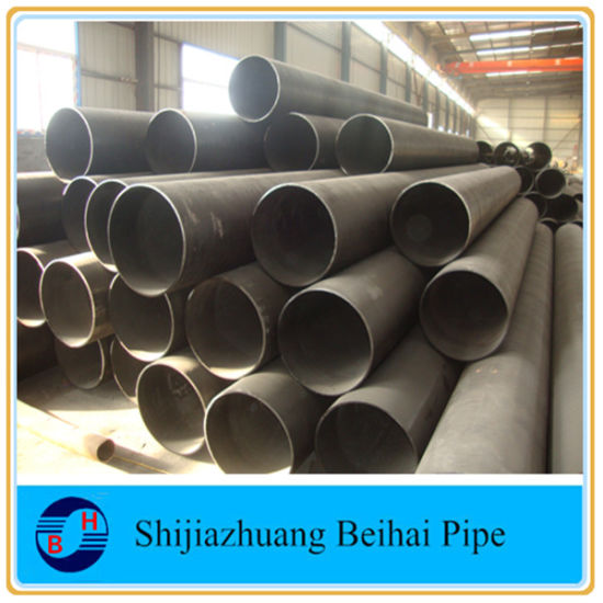 Carbon Steel API 5L X60 Pls1 LSAW Pipe Sch40 pictures & photos