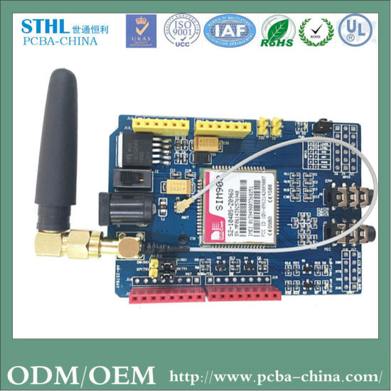 China Turnkey GPS Tracker PCB Assembly - China Turnkey PCB Assembly