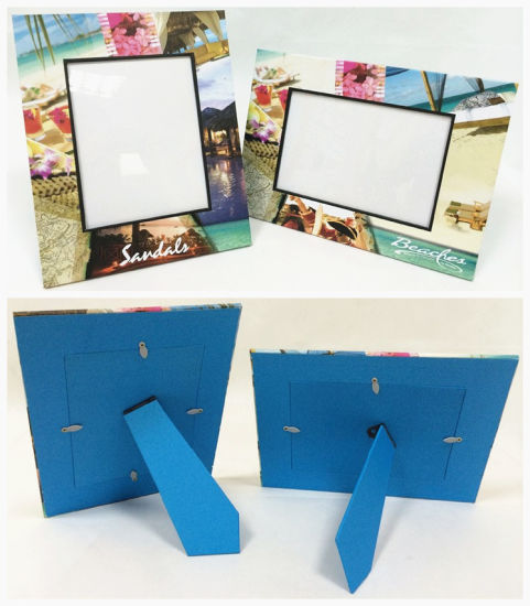 Promotional Printing Paper Photo Frames pictures & photos