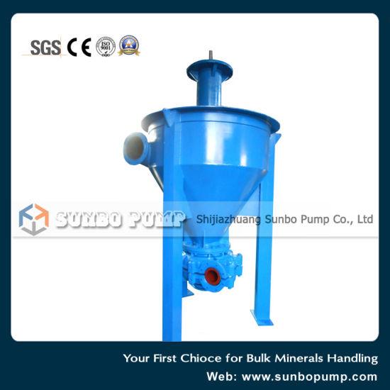 3qv-Sf Pulp Foam Pump Tank Pump Froth Pump