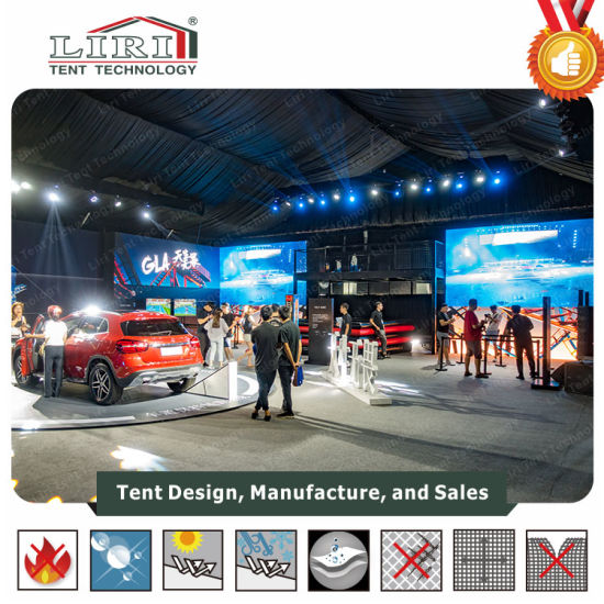 China Sqm Car Show Tent With Customized Height For Car - Car show tent